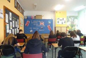 II Międzyszkolny konkurs języka angielskiego – The Master of English Competition