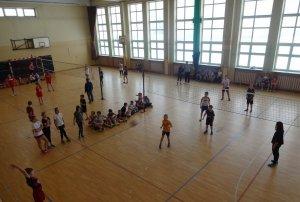 Sport w szkole podstawowej