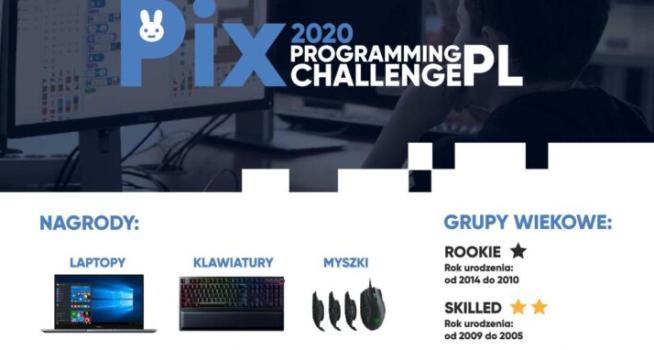 Pix Programming Challenge 2020