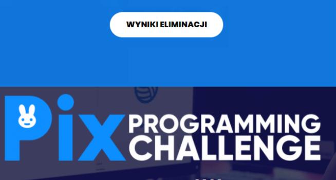 Pix Programming Challenge 2020 – wyniki eliminacji