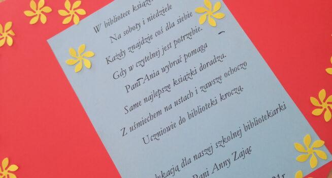 Podaruj książkę bibliotece TYDZIEŃ BIBLIOTEK cz.2
