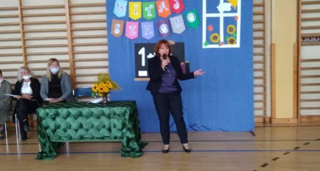 Inauguracja Roku Szkolnego 2021/2022 w oddziałach przedszkolnych oraz klasie 1